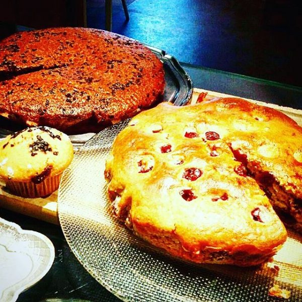 #cake #homemade #bake #cherry #chocolate #vegan #vanilla