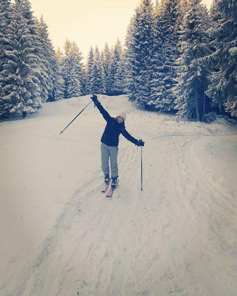 cold days - warm hearts #skitouring #snow #funinthesnow #sporty #alpwegkopf #vorarlberg #austria #wannagoback ...