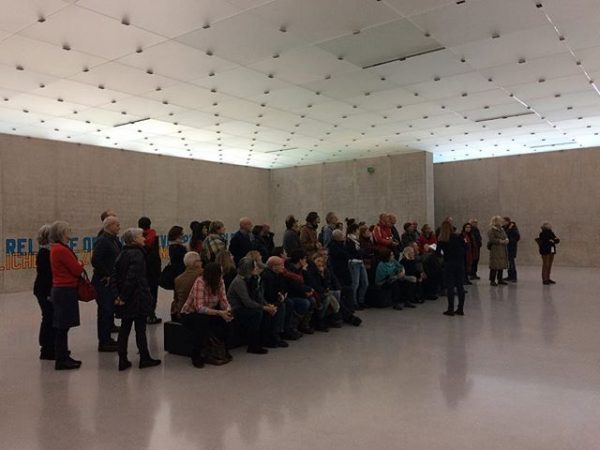 Wow! Nearly 70 people came to take a look at the exhibition of ...