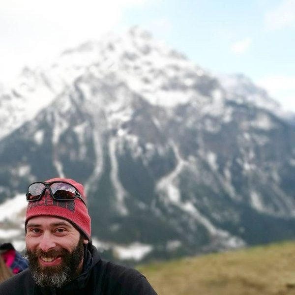 In den Bergen lässt es sich gut erholen. Zaferna-Hütte
