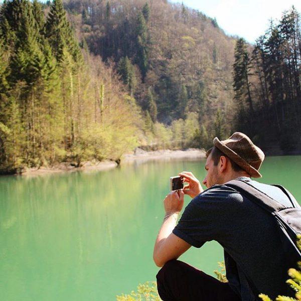 Andere haben Uhren... ich habe die Zeit ☺️😊😎🌍🙏🏻🌿 #staufensee #wandern #rappenlochschlucht #time #sunshine ...