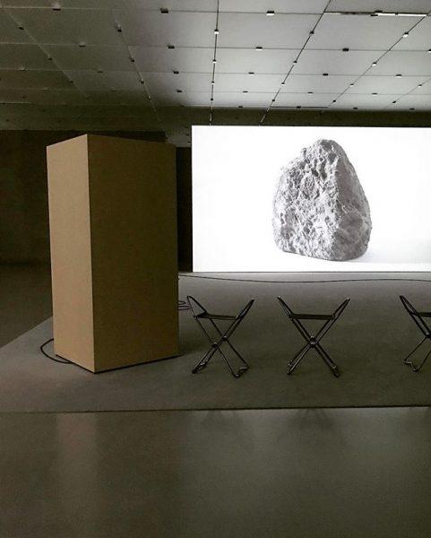 Flashback Rachel Rose. #rachelrose #exhibition #videoinstallation #art #kunsthausbregenz #architecture #peterzumthor #bregenz #austria #vorarlberg ...
