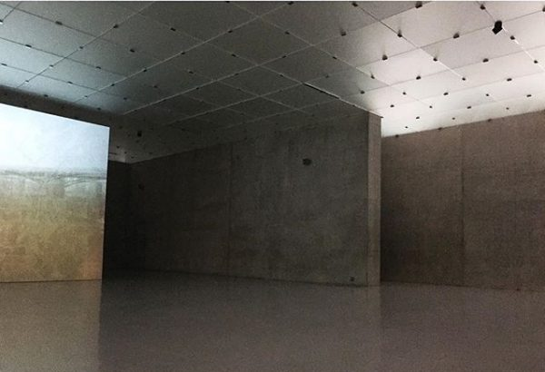 Saklambaç. #peterzumthor #rachelrose #exhibition #kunst #architecture #art #installation #artwork #interiordesign #interior #archilovers #modern ...