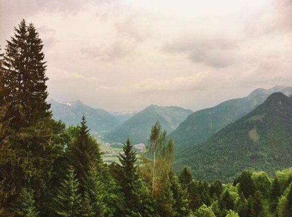 Liebe Grüße aus dem Brandnertal in Österreich! #österreich #austria #tv_pointofview #perspective #tv_landscapes #berge ...