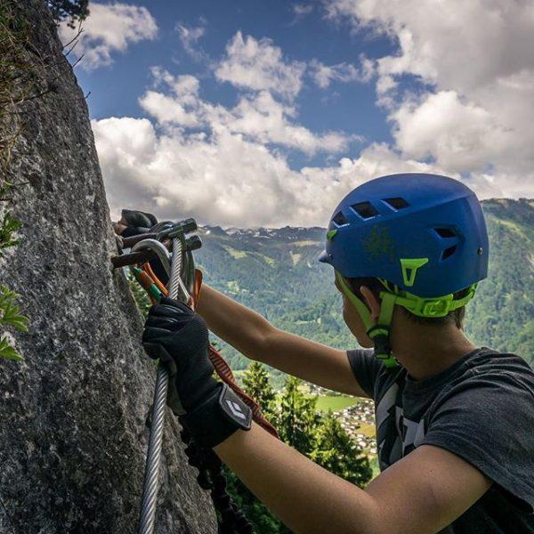 #climbing #viaferrata #vorarlberg #myvorarlberg #enjoynature #austria #meinmontafon #stantonimmontafon #leon #vorarlbergwandern Sankt Anton im ...