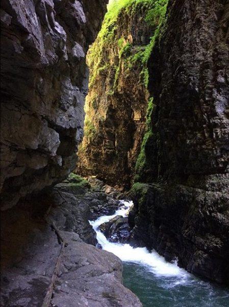 Es war unbeschreiblich. . . . #übleschlucht #laterns #amazing #wanderlust #wandern #hiking #vorarlberg ...