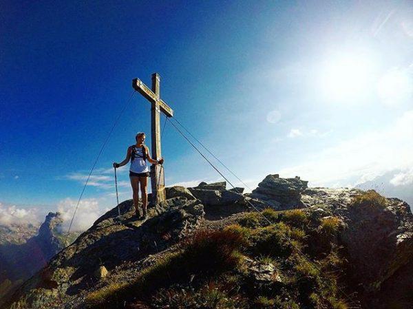 What a day😋💁 3000 HM~33 km ~✅~done😵 Fideliskappelle-Plasseggenpass-Riedkopf-St.Antönierjoch-Gafierjoch-Rätschenjoch-Schlappinerjoch-Schlappinerspitz-Valzifenzerjoch-Rossbergalpe-Jagdhütta-und hem🤤💁@meinmontafon @millet_mountain Gargellen, Vorarlberg, Austria