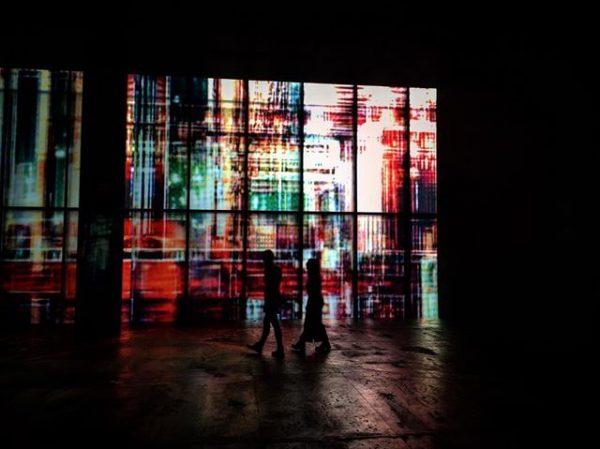 The Theater of Disappearance 〰 @amelie_mumm #bregenz #kunsthausbregenz #kub #peterzumthor #adrianvillarrojas #art #museum ...