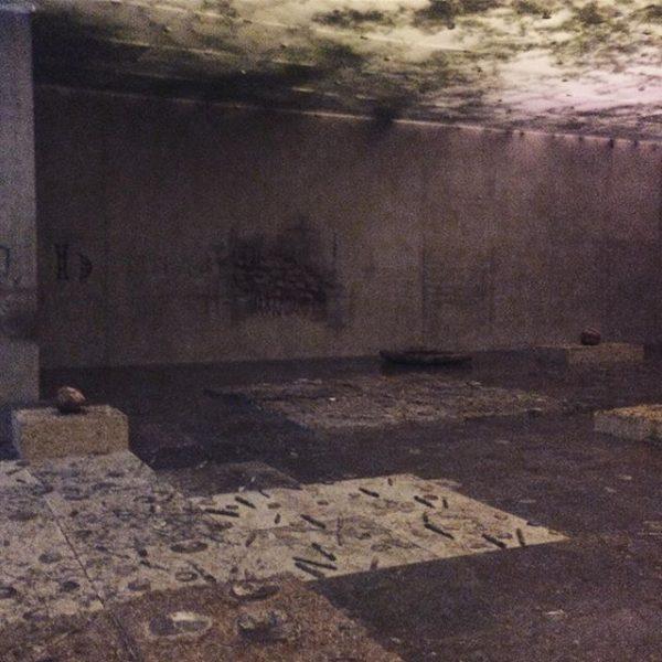 #adrianvillarojas #kunsthausbregenz #kubxx #theaterofdisappearance #cave #submarine #marble #fossils #erfoud #ivy #cavepainting #graffiti #pichacao ...