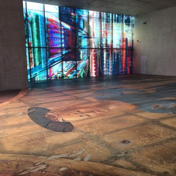 Adrián Villar Rojas @ Kunsthaus Bregenz - very impressive #adrianvillarrojas #kunsthausbregenz #vorarlberg❤️ #bodegaleriedaegu ...