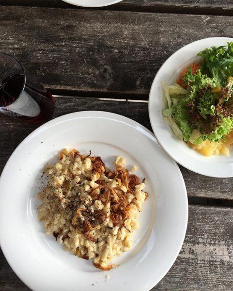#superfood #bregenzerwald #käsknöpfle #schönenbach #ländle #healthyfood #hiking