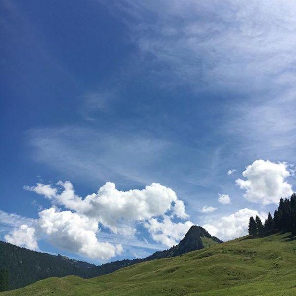blieb a biz Schönenbach, Vorarlberg, Austria