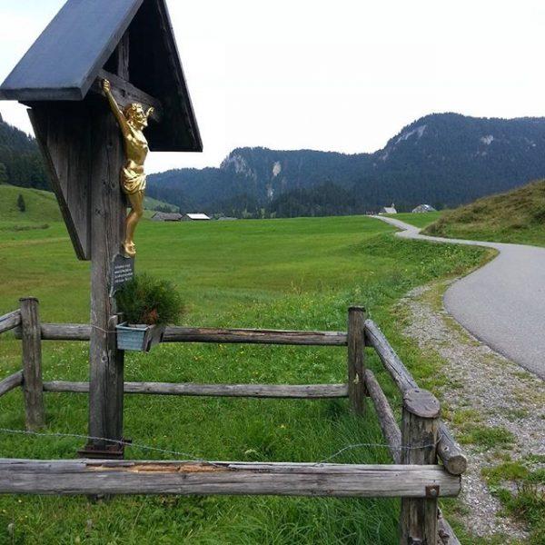 #Austria #BregenzerWald #ForestofBreganzia Schönenbach, Vorarlberg, Austria