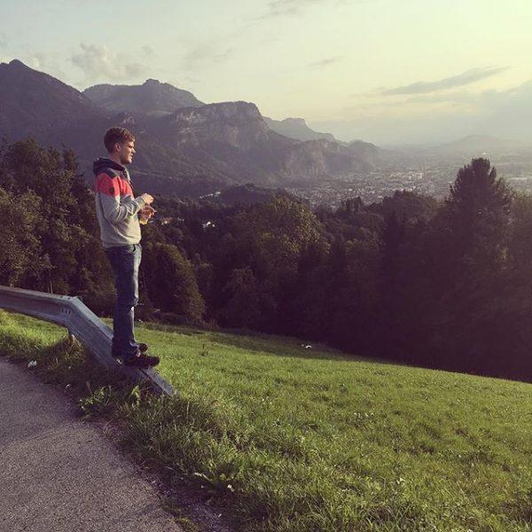 #bestmaninmylife #iloveyou❤️ Gasthof Dreiländerblick