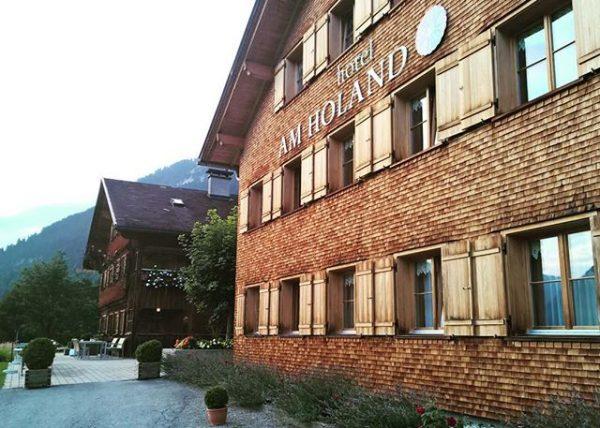 Hotel Am Holand Au/Österreich . . . #au #austria #vorarlberg #hotel #hotels #amholand #hotelamholand #holand #vacation #vacationmode...
