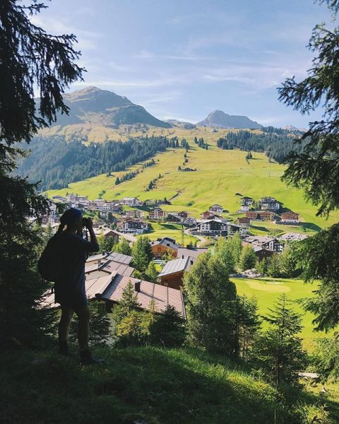 My primary reason for being in @lechzuers on #AustrianTime was to continue my ...