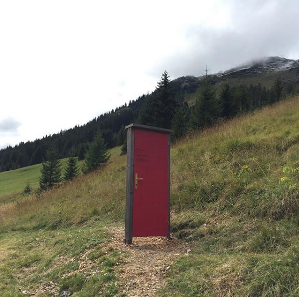 Hello? #dergrünering #lech #austria Lech Zürs am Arlberg