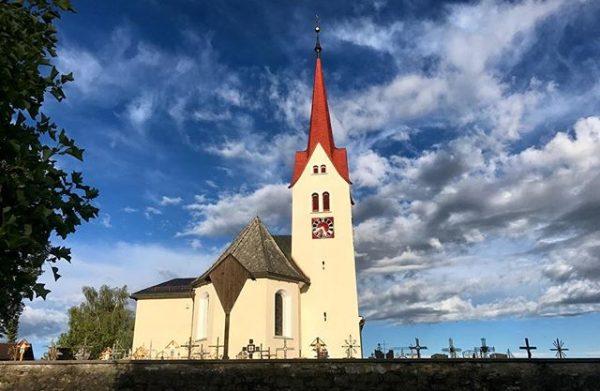🙏🏽 Übersaxen, Vorarlberg, Austria