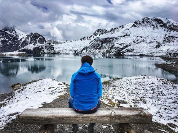 Winter Wonderland ❄️☃️! #lünersee #brand #brandnertal #enjoyweekend #ländle #qualitytime #bodenseevorarlberg #visitvorarlberg #bösertritt #wanderlust ...