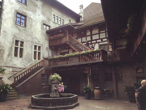 #amazing #place #weekend #sunday Schlosswirtschaft Schattenburg