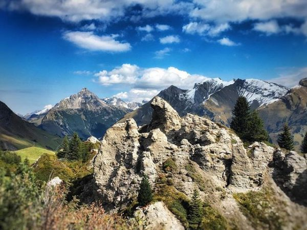 #gipslöcher #biberkopf #oberlech #mylechzuers #meinvorarlberg #vorarlbergwandern #bns_earth #earth_shotz #loves_mountains #loves_austria #ig_austria #ig_countryside #country_features ...