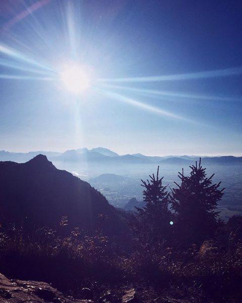 solo con giotto. #vorarlberg #dornbirne #staufenspitze #afterunihike Vorarlberg