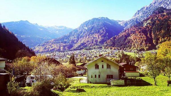 🌞 Sankt Anton im Montafon