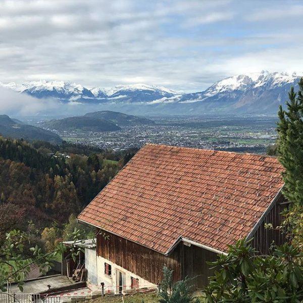 Réveil à Dafins Vorarlberg