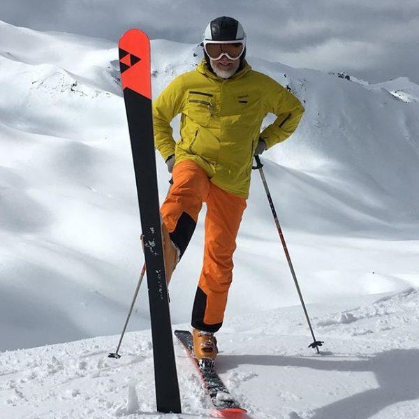 #skiweekend #fischerski #austria🇦🇹 #montafon Sankt Anton im Montafon