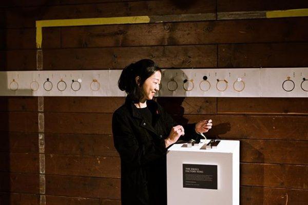 POTENTIALe AWARDS 2017, LAVA Award, Photo: @victormarinroman #potentialefeldkirch #festival #designfestival #culture #cultureart #smalloutburst ...