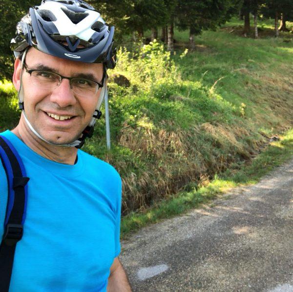 Heute Ist Kraft tanken angesagt. Biketour auf die #Bazora mit super Ausblick 👍🏼 ...