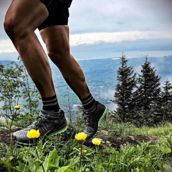 Back in my old homebase #dornbirn and directly up to the top of #staufenspitze 👍🏽🏃🏽♂️🏃🏽♀️ . ....