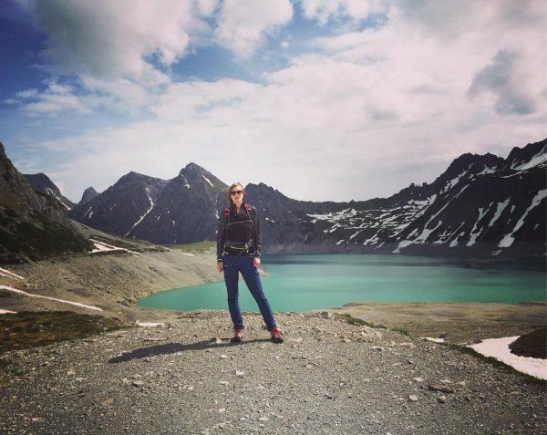#hiking #wandern #lünersee #luenerseebahn #schnee #salewa #kohla #kilimanjaroshoes #vanillesoße #douglasshuette #brandnertal #vorarlberg #visitvorarlberg ...