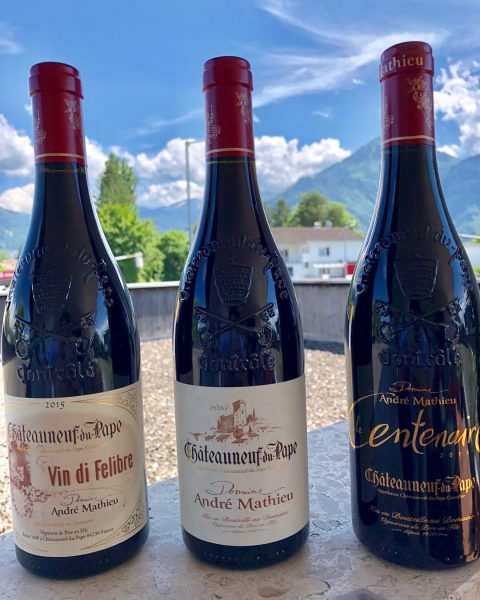 New Châteauneuf-du-Pape arrivals! 🍷 🛒 shop online www.weinstein-finewine.com 🍷 #weinsteinfinewine #wineshop #domaineandremathieu @domaineandremathieu #chateauneufdupape #vindefrance #southernrhone #rhône...