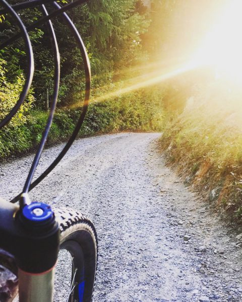 #mountainbike #sunset #discover #explore #kehlegg #dornbirn #vorarlberg #austria #nature #outdoor #cube #rockshox #gravel ...
