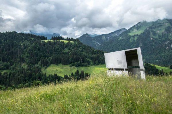 Georunde Rindberg is a reminder for the huge landslides happened in 1999. ⛰️ ...