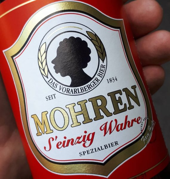 S'einzig Wahre! - Oder? #siesindwiederda #spezialetiketten #spezial #rotepatrona #mohren #euerbier #bier #landauflandab #biermitmir #dasvorarlbergerbier #