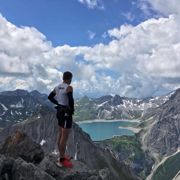 #saulakopf #saulakopf2517m #lünersee #bösertritt #saulajoch #lake #summer #sommer #mountains #berge #trail #bergsee #trailrunning ...