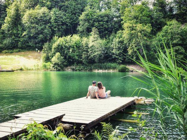 Enjoy every moment ⛰🏝💗 . . . . . #seewaldsee #bregenzerwald #austria #summer ...