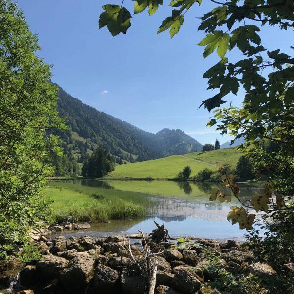 Guten Morgen vom Leckner See 👋! Ein Ort, wo die Seele durchatmen kann... ...