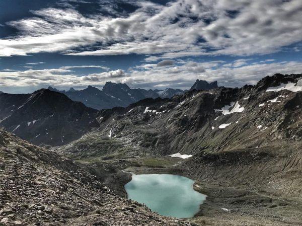 Krachelspitze 🏔 . . . . . . #mountain #hiking #thegreatoutdoors #mountainlove #vorarlberg ...