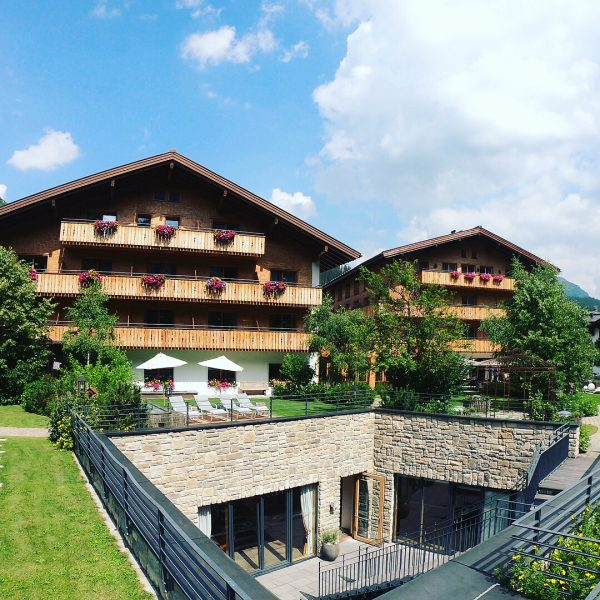 Just some pictures of our beautiful Hotel in Lech am Arlberg during a ...