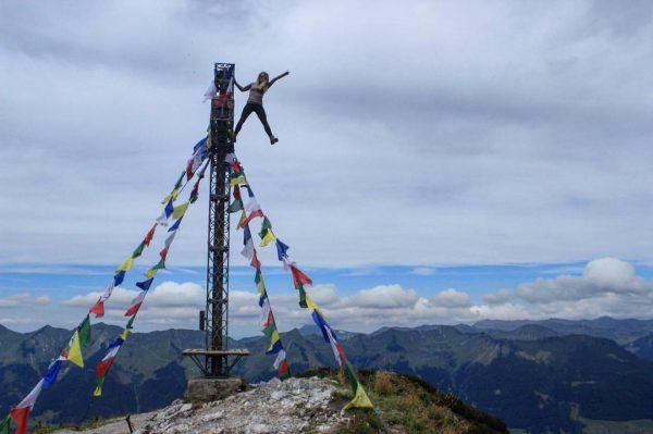 |aufi aufn Berg - kurze Samstagswanderung auf den Hohen Fraßen ⛰| #wandernmachtglücklich #naturpur ...