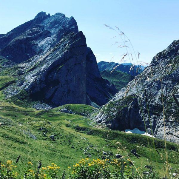 Schweizer Tor 😍 #berge #schön #hochhinauf #idyll #vorarlberg #mountains #wanderlust #brand Vorarlberg