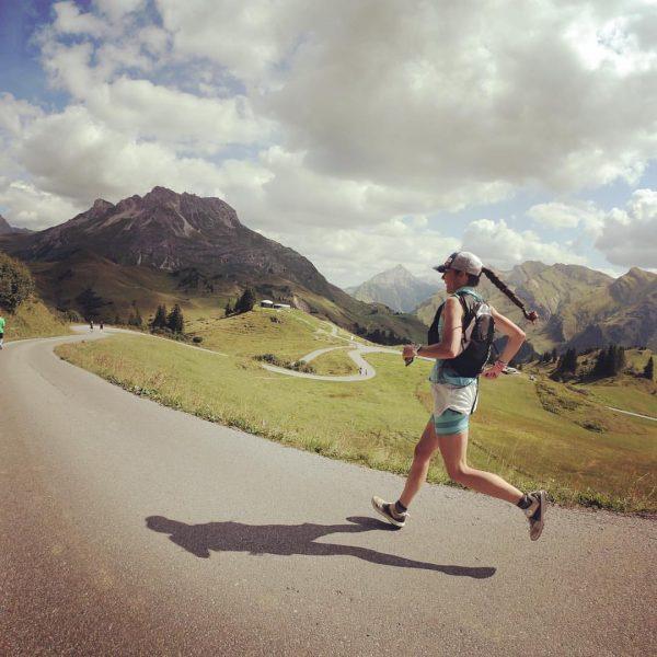 Ich kann Asphalt und liebe die Berge: Perfekter Lauf heute! #iloverunning #lech #lechamarlberg ...