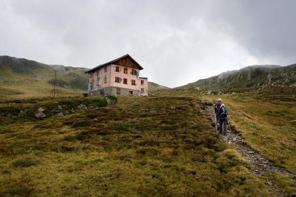 Wunderschöne Wanderung vom Tafamunt zur Versalspitze, dann zur Alpe Verbella und über den ...