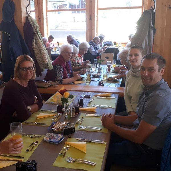 Heute durften wir die Seniorinnen und Senioren der Gemeinde Dalaas mit Bürgermeister Martin ...