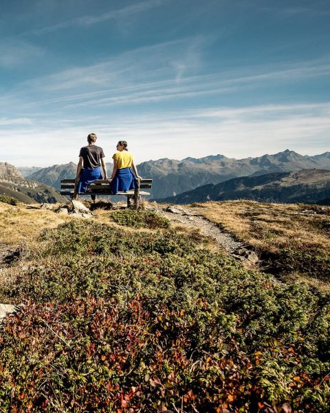 Gsiblogger, Alpensucht & Bergverliebt? This means that we're addicted to mountains. Especially the ...