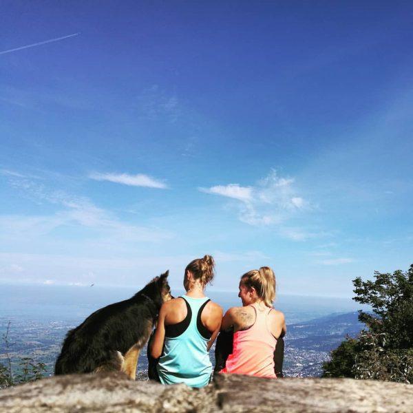 #staufenspitze #stoufa #wurzelweg #1465m #1000hm #auspowern #vollgas #maya #vielschönermithund #traumtägle #wunderschönes #vorarlberg 💚🏔 Vorarlberg