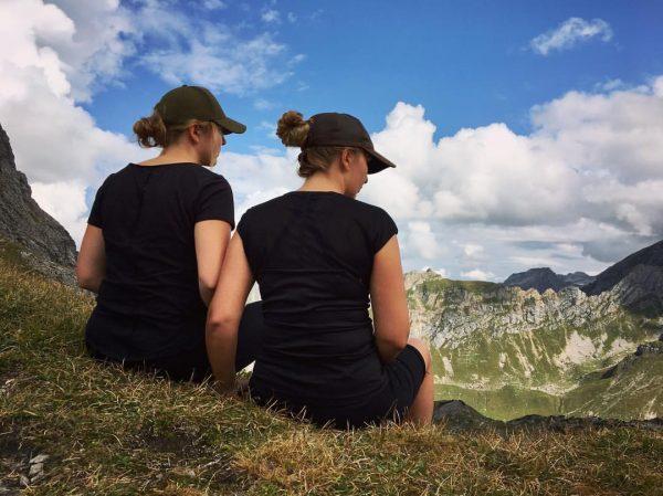 #berge #wandern #vorarlberg #marul #raggal #schwarzefurka #wandertour #aussichtgenießen #trip #nature #girlstrip #travel #wanderlust ...